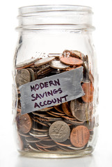 Modern Savings Account