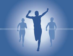 Winning Runner
