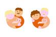 famiglie di differente etnia