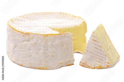 Leinwanddruck Bild Soft Cheese