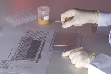 gene laboratory