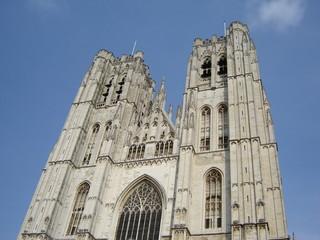 cathedrale saint michel - bruxelles