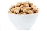 bowl with peanuts 2