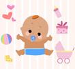 roleta: A baby
