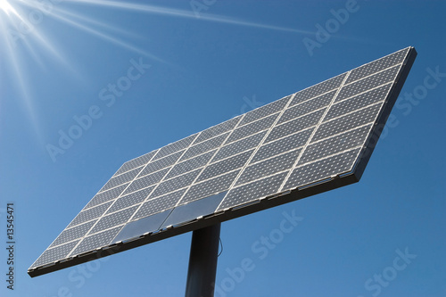 solar cells panel power