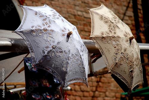 ombrelli di pizzo