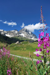 Cervino, versante italiano - Matterhorn italian side