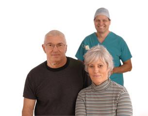Seniors & Surgeon