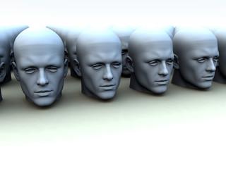 Identical Heads 2