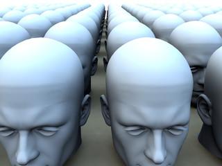 Identical Heads 3