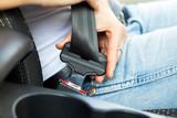 safety belt poster
