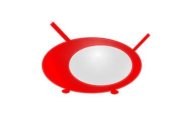 Fernseher, TV logo