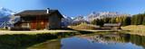 Fototapety Bergsee