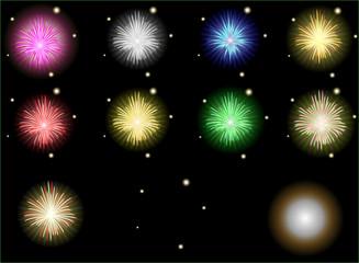 Fireworks totally Editable