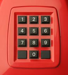 numeric telephone keypad