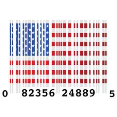 USA bar code
