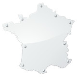 France blindée (détouré) poster