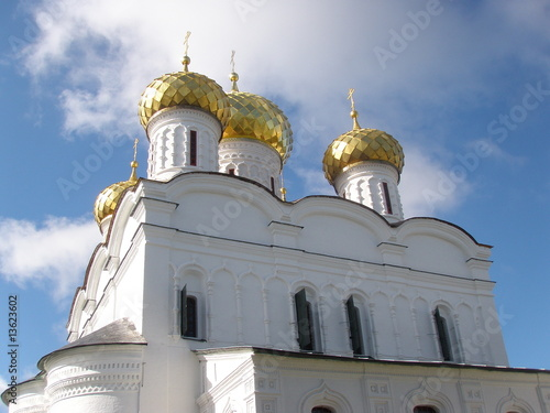 Church in Kostroma