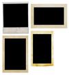 polaroid and frame