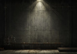 grunge industrial background - 13630243