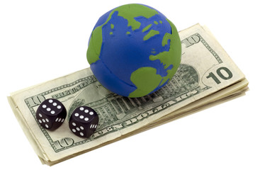 Gambling the world
