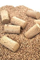 Cork Stoppers-Rolhas-Cortiça-Liège-Bouchons-Tapones-Sobreiro