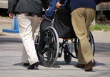 Stroll in a Wheelchair poster
