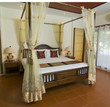 Thai style tropical bedroom