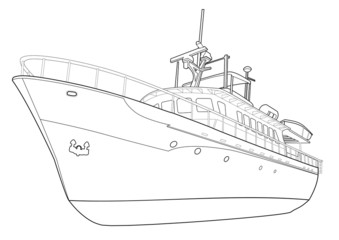 yacht line