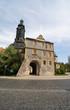 Bastille des Residenzschlosses in Weimar