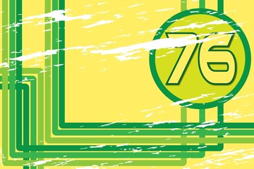 76 retro