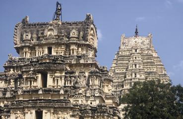 Tempel in Hampi,Indien