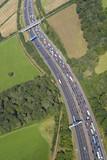 Motorway Congestion poster