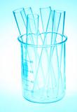 Chemistry glassware poster