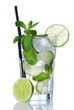 Leinwandbild Motiv Mojito cocktail