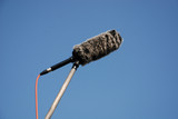 Shotgun Microphone and Wind Protector poster