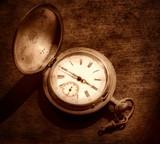 Fototapeta kieszeń - czas - Zegarek