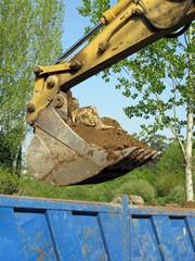 Escavadora de Lagartas - Excavator - Tractor