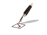 Pen correct tick poster