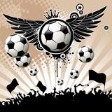 Fototapety Sport_background