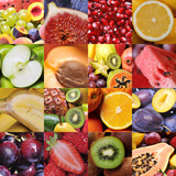 Fruit collage - 13708664