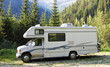 RV in the wilderness - 13709257