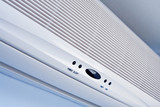Air conditioner, close-up poster