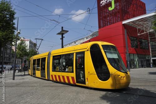tramway de mulhouse - 13711063