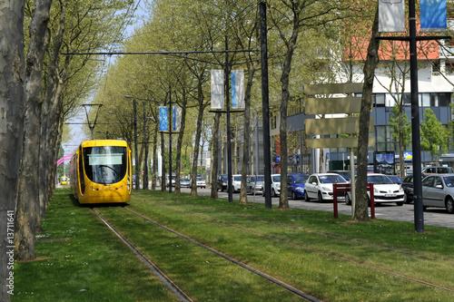 tramway de mulhouse - 13711641
