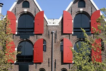 Habitation à Amsterdam