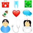Medizin - Icons