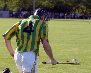 Hurler Balancing Ball on Stick