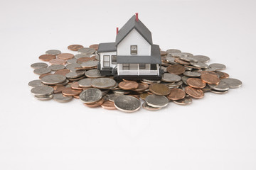 House sitting on Savings