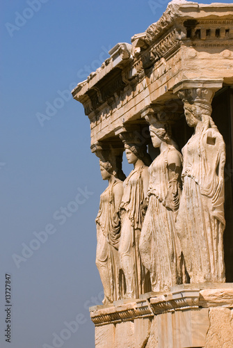 Porch of the Maidens, Acropolis